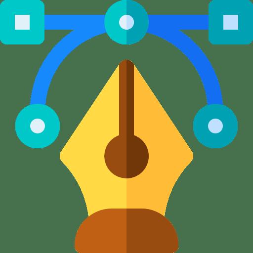Crypto graphic design